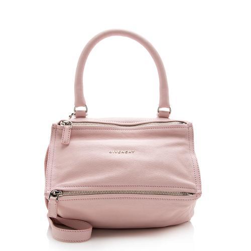 Givenchy Goatskin Pandora Small Shoulder Bag