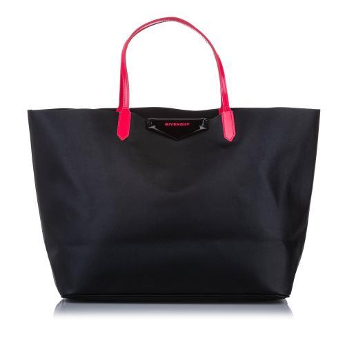 Givenchy Leather Large Antigona Tote