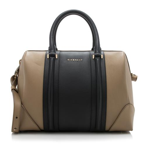 Givenchy Leather Lucrezia Medium Satchel