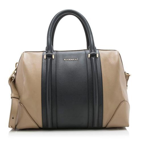 Givenchy Leather Lucrezia Medium Satchel