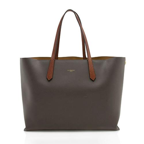 Givenchy Leather Medium Shopper Tote