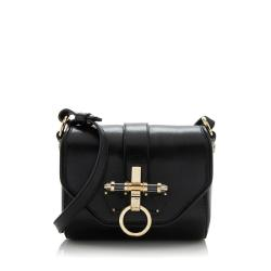 Givenchy Leather Obsedia Small Shoulder Bag