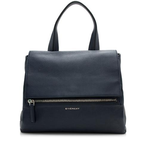 Givenchy Leather Pandora Pure Medium Shoulder Bag