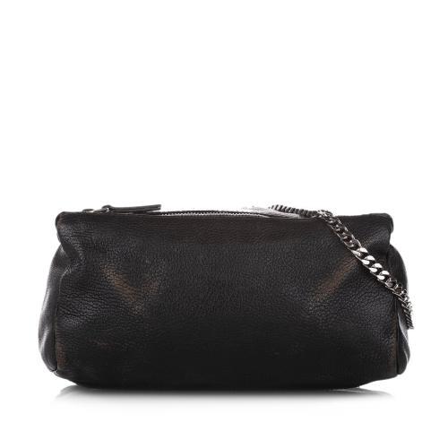 Givenchy Pandora Chain Leather Crossbody Bag