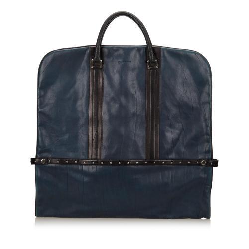 Givenchy Studded Leather Garment Bag