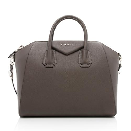 Givenchy Sugar Goatskin Antigona Medium Satchel