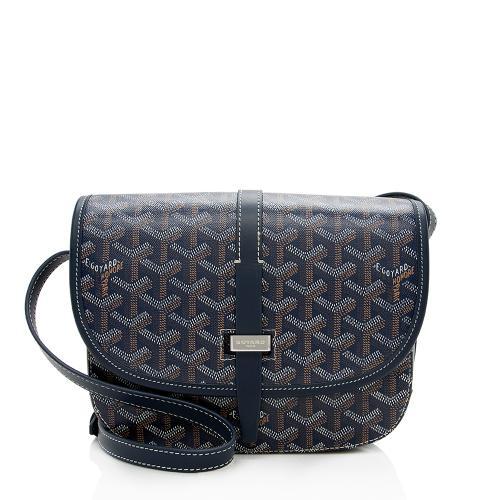 Goyard Goyardine Belvedere II PM Messenger Bag
