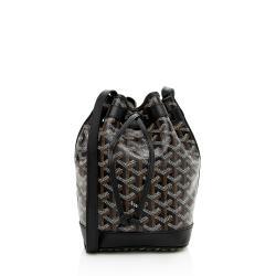 Goyard Goyardine Petit Flot PM Bucket Bag