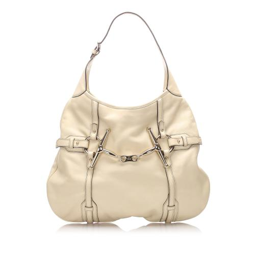 Gucci Leather 85th Anniversary Hobo
