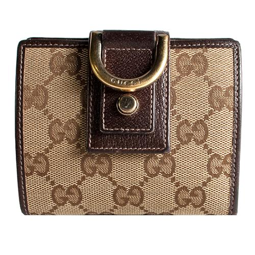 Gucci Abbey Compact Wallet