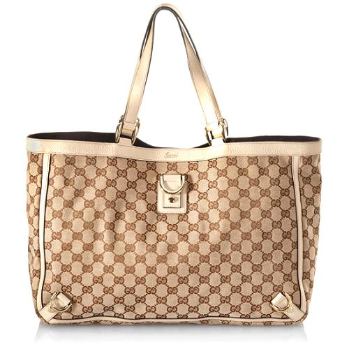 Gucci Abbey Large Tote