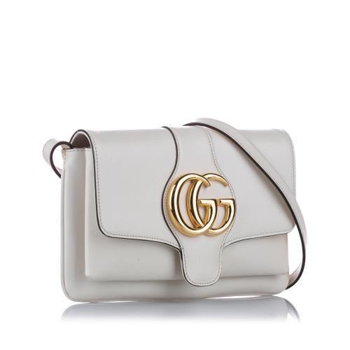 Gucci Arli Leather Crossbody Bag