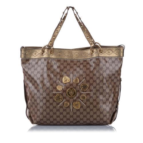 Gucci Babouska GG Crystal Tote Bag