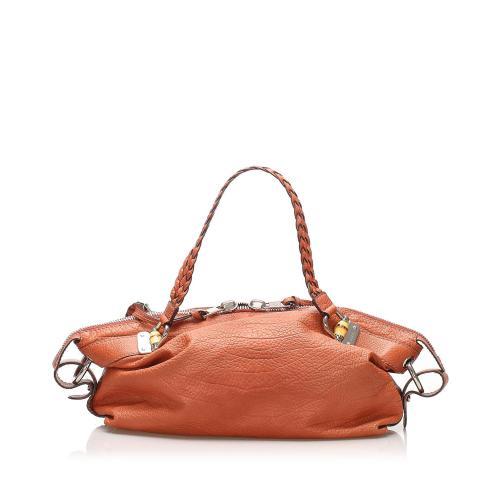 Gucci Bamboo Bar Shoulder Bag