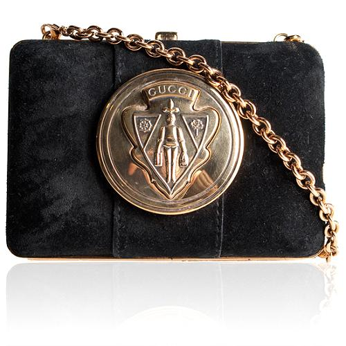 Gucci Blason Evening Clutch