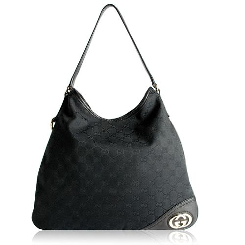Gucci Britt Medium Hobo Handbag