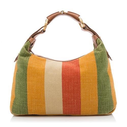 a46a395e65 Gucci-Canvas-Striped-Horsebit-Shoulder-Bag 84858 front large 0.jpg