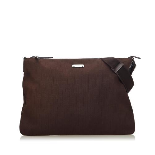 Gucci Cotton Crossbody Bag