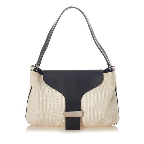 Gucci Cotton Shoulder Bag