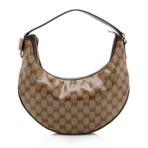 Gucci Crystal GG Duchessa Small Hobo