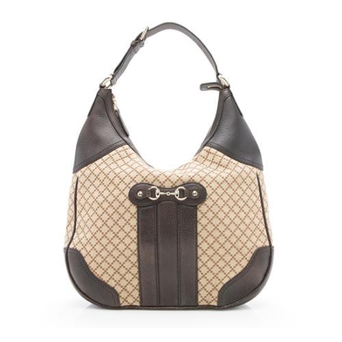Gucci Diamante Catherine Hobo - FINAL SALE