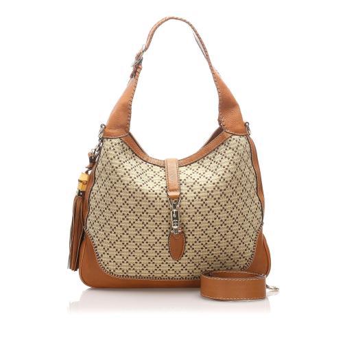 Gucci Diamante New Jackie Shoulder Bag