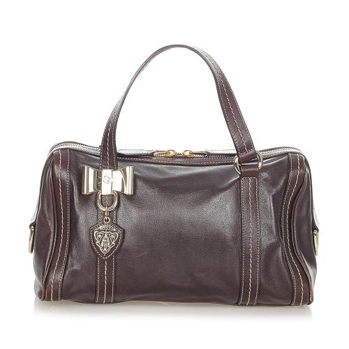 Gucci Duchessa Leather Handbag
