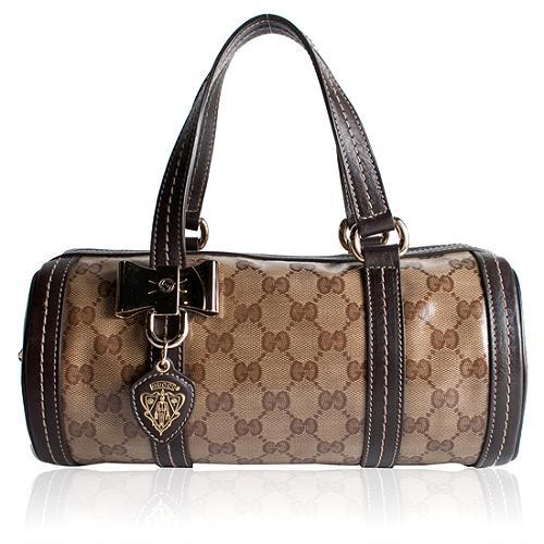 Gucci Duchessa Small Boston Handbag
