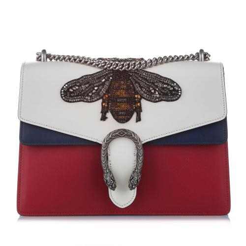 Gucci Embellished Dionysus Shoulder Bag