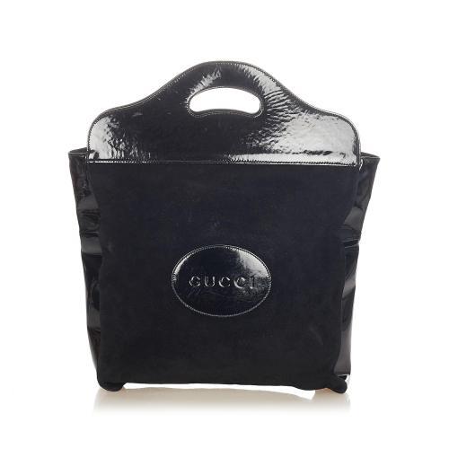 Gucci Felt Tote Bag