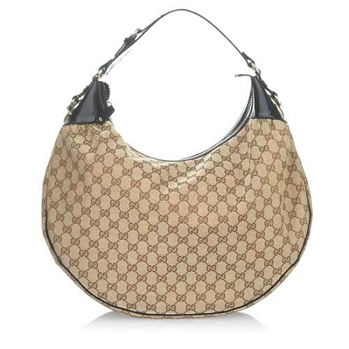 Gucci Full Moon Grand Hobo Handbag