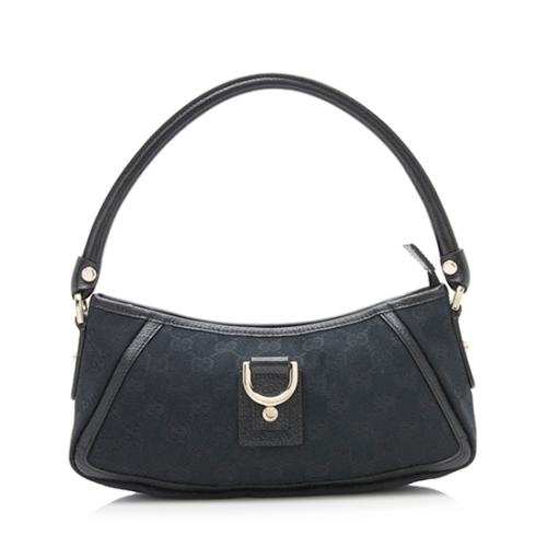 Gucci GG Canvas Abbey Small Shoulder Bag