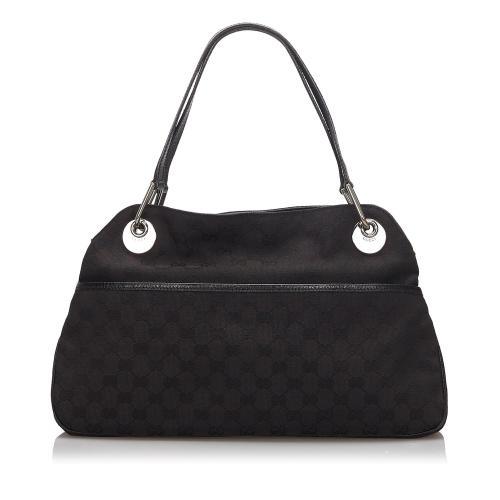 Gucci GG Canvas Eclipse Shoulder Bag
