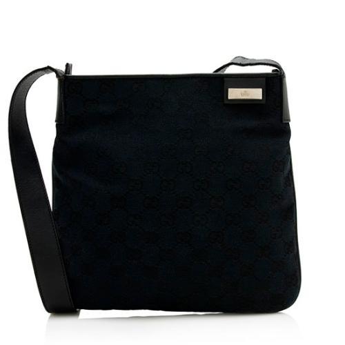 Gucci GG Canvas Messenger Bag - FINAL SALE