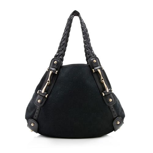 Gucci GG Canvas Pelham Small Shoulder Bag
