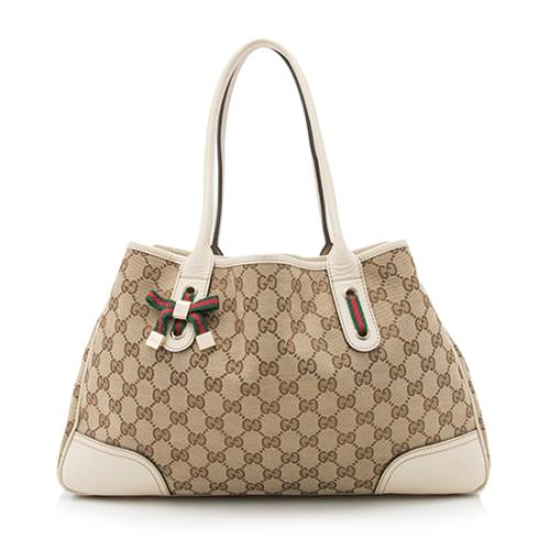ff303cc7108 Gucci-GG-Canvas-Princy-Medium-Tote 95043 front large 0.jpg