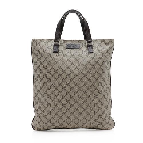 Gucci GG Canvas Shopper Tote