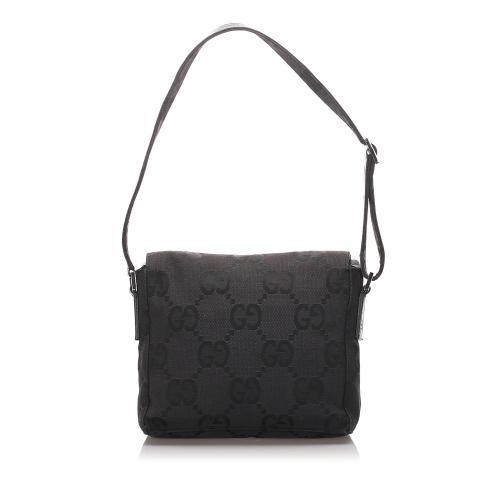 Gucci GG Canvas Mini Shoulder Bag