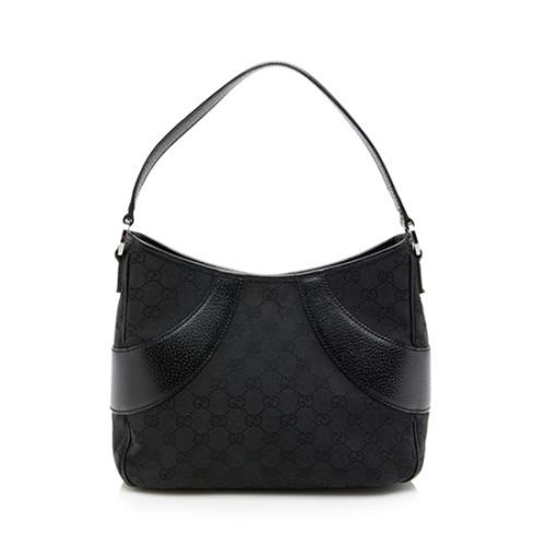 Gucci GG Canvas Shoulder Bag - FINAL SALE