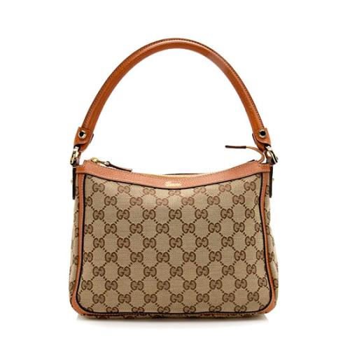 Gucci GG Canvas Small Hobo