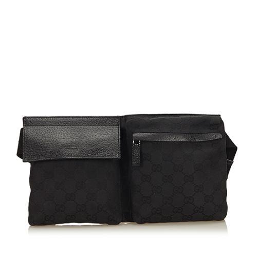 Gucci GG Canvas Waist Belt Bag