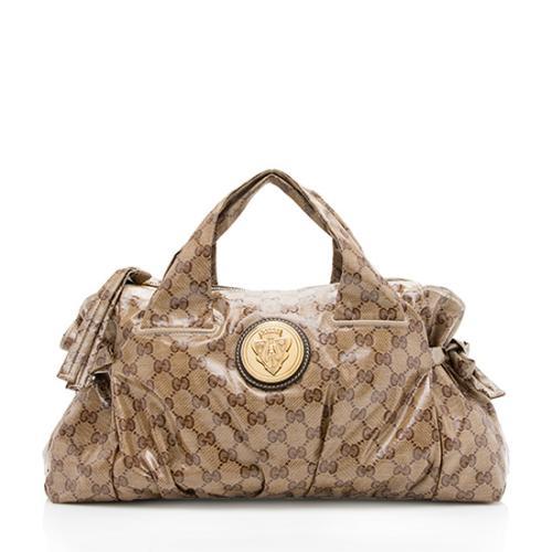 Gucci GG Crystal Hysteria Satchel