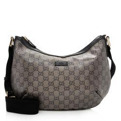 Gucci GG Crystal Messenger Bag