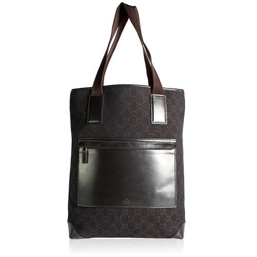 Gucci GG Fabric Shopping Tote