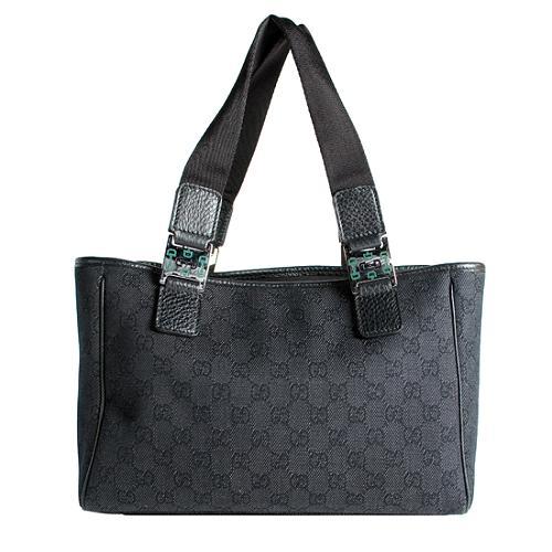 Gucci GG Fabric Tote