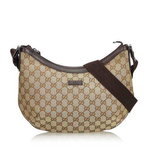 Gucci GG Jacquard Shoulder Bag