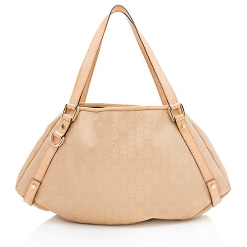 Gucci GG Lurex Abbey Medium Shoulder Bag