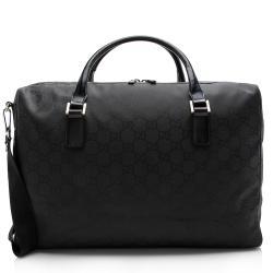 Gucci GG Nylon Duffel Bag