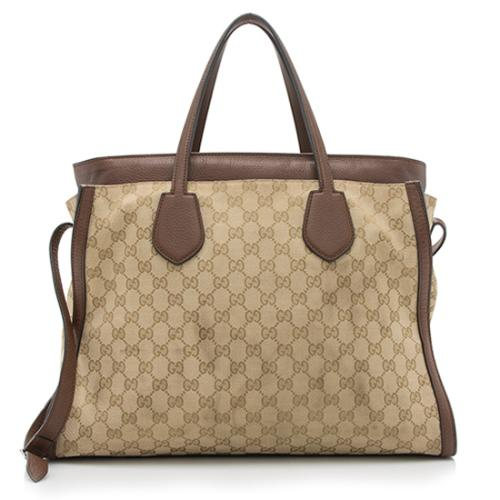 Gucci GG Original Large Ramble Tote