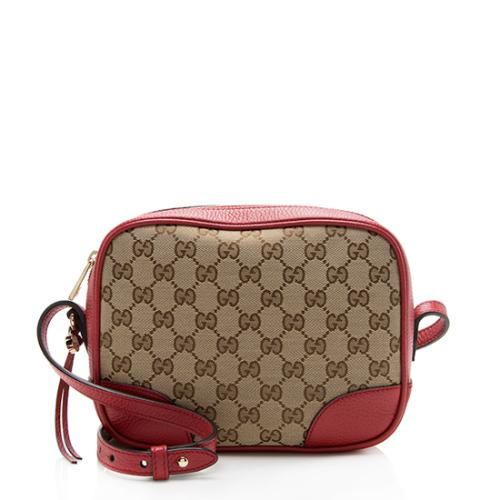 Gucci GG Original Mini Bree Messenger Bag